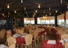 Ouverture Pedra Alta Paris Bercy  - Tables dans un restaurant pedra alta