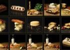 Pâtisseries et viennoiseries du moment chez Paul  - Les recettes du moment