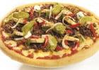 Pizza ou sandwich à La Boîte à Pizza ?  - La pizza Fajitas au poulet
