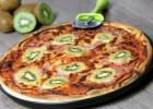 Quand la pizza au kiwi fait du tort à son inventeur  - Pizza au kiwi