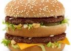 Quand le Big Mac se transforme en sushi  - Big Mac