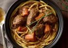 Quatre recettes authentiques au Del Arte  - Du mijoté de boeuf à la sauce Chianti