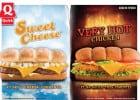Quick : doux ou épicé ?  - Sweet Cheese et Very Hot Chicken