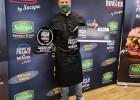 Samuel Besnard, vainqueur de la Coupe de France du Burger  - Samuel Besnard