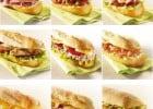 Sandwich au foie gras chez Pomme de pain  - Sandwich gourmet