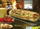 Subway et son sub Raclette !  - Sub Raclette
