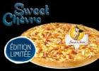 Sweet Chèvre par Domino's Pizza  - La pizza Sweet Chèvre