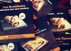 Tablapizza : des plats chauds pour la pause-déjeuner  - Roulleïade et Carrés Terroirs