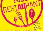 Tous au restaurant 2014 pour bientôt  - Affiche officielle Tous Au Restaurant 2014