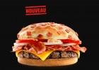 Un Burger King pour finir l'année 2019  - Bacon lover