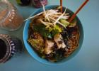 Un restaurant dédié aux nouilles thaï à Paris   - Bol de nouilles