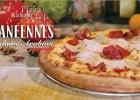Une pizza de chef étoilé à La Boîte à Pizza  - Pizza saveurs mediterraneennes