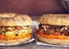 Vitez, goûtez aux bagels de juin de Bagelstein  - Les deux bagels Le Libanais