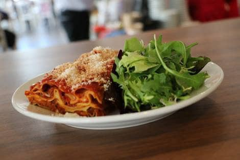 2 plats italiens impossibles à refuser chez Francesca