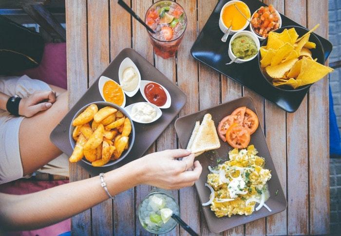 Restaurant instagrammable