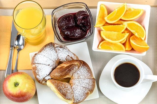 Livraison de petit-déjeuner