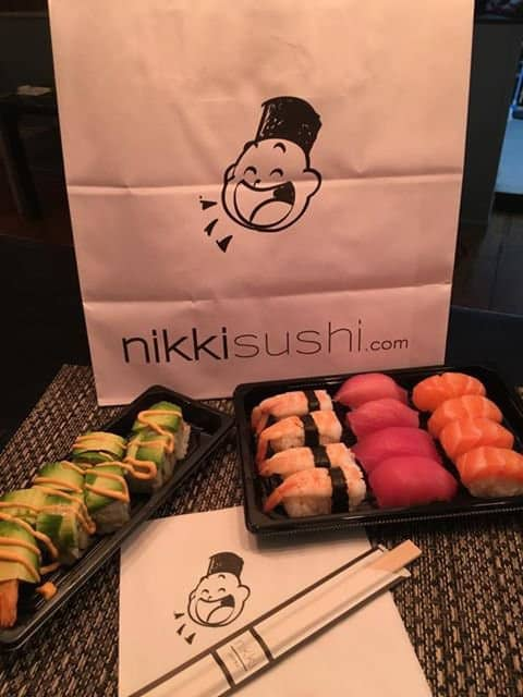 Spécialités Nikki Sushi