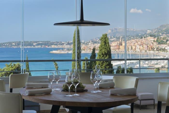6 points sur le Mirazur, 4e meilleur restaurant du monde