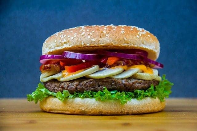 Burger à Paris