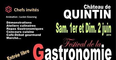 Festival de la Gastronomie de Quintin