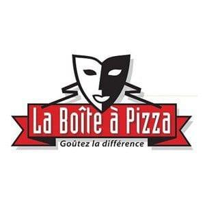 Logo La Boîte à Pïzza