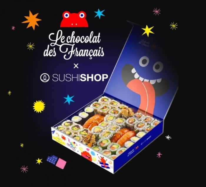 Box Le chocolat des Français