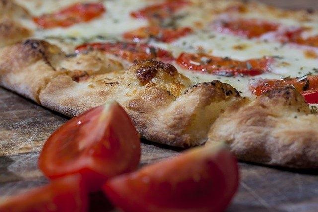 Pizza au CBD