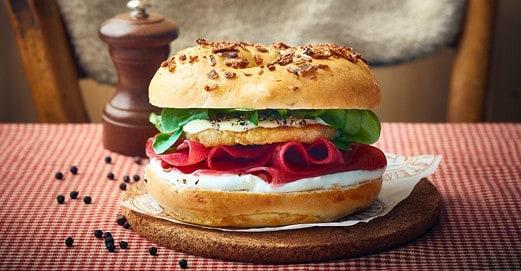 Le bagel Franc-Comtois