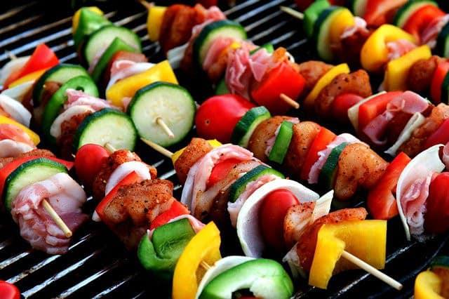 Barbecue à Paris