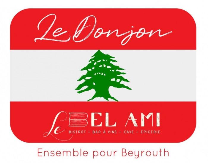 Restaurants en solidarité à Beyrouth