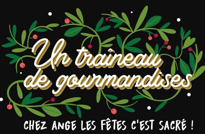 Noël chez Marie Blachère