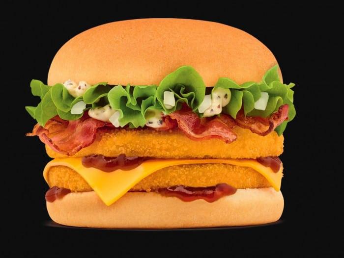 Burgers et autres nouveautés de la carte 2019 de Quick