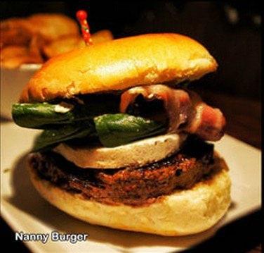 Nanny Burger