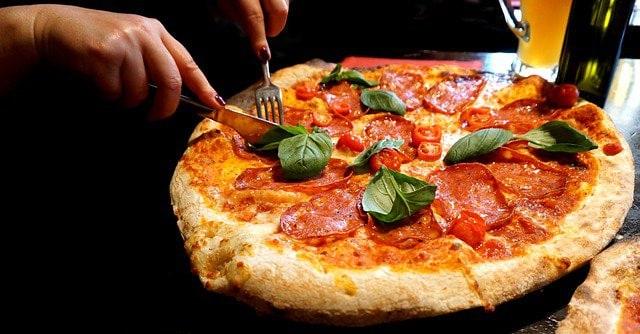 Ça vous dit de manger uniquement les croûtes de pizza?