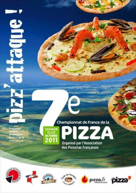 L'événement à ne pas rate pour les pizzaiolos