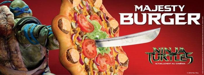 Majesty burger