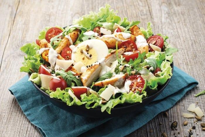 Salade La romantique