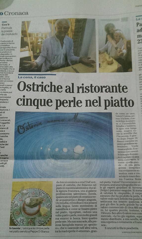 Edition du Corriere del Mezzogiorno