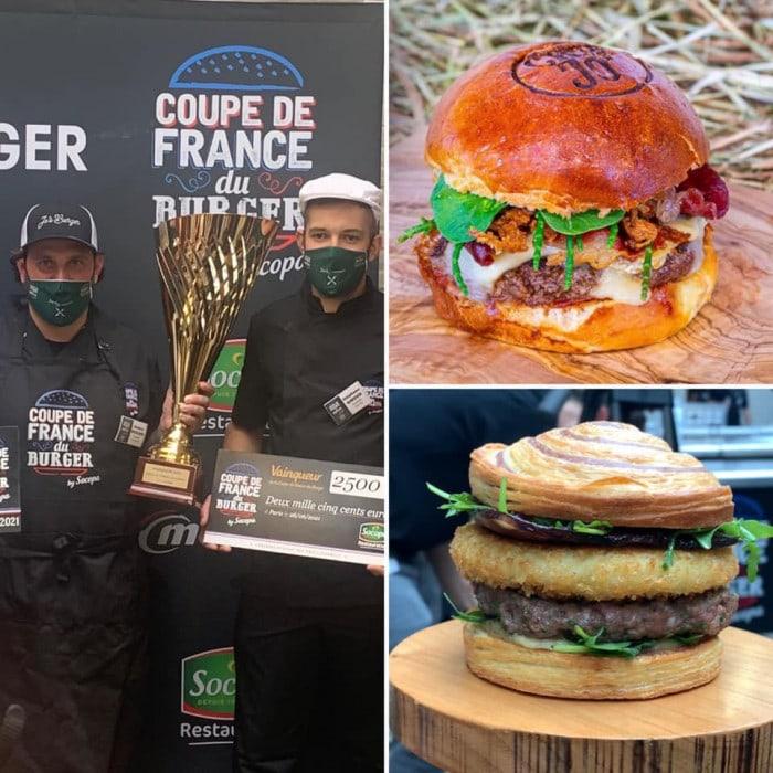 Champions de France du Burger 2021