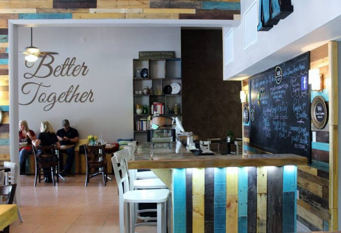 Mosaics Community Cafe