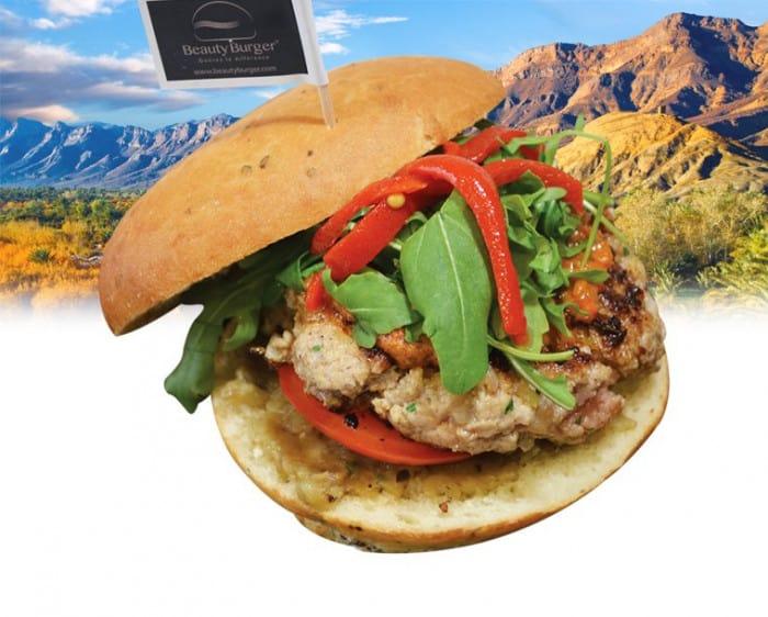 Hamburger La Medina