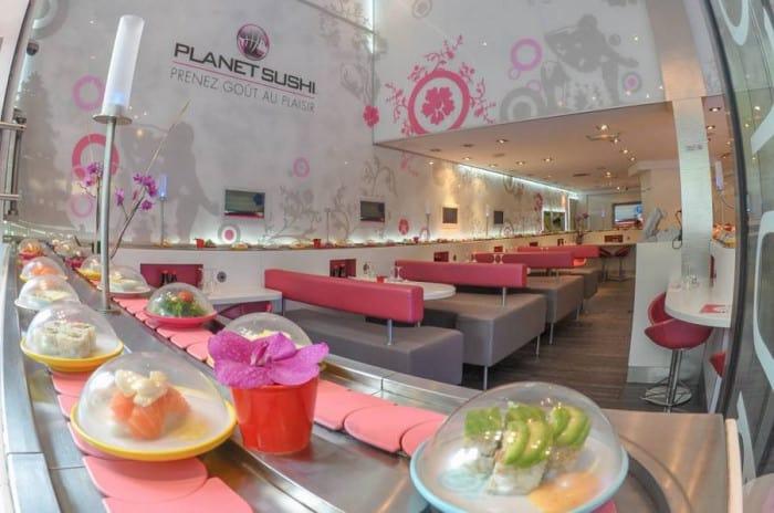 Planet Sushi La Bastille