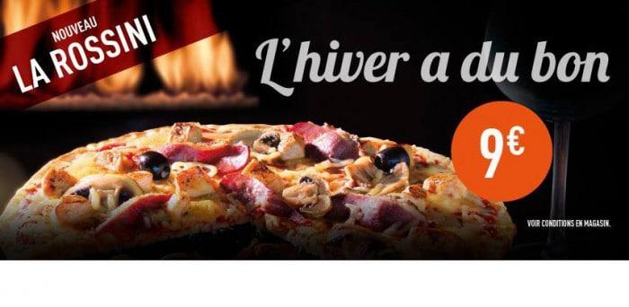 Pizza la Rossini