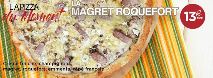 Magret Roquefort
