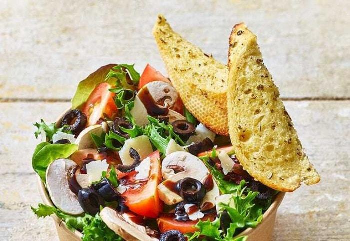 Salade Méditerranéenne Pizza Hut