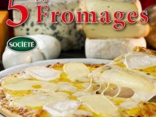 Opération pizzas fromagères
