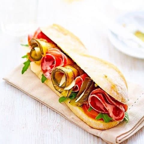 Sandwich Lina's