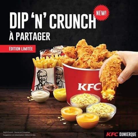 Dip'N'Crunch