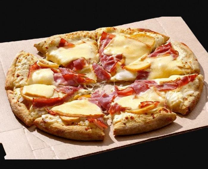 Pizza d'hiver Authentique raclette