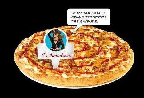Des pizzas inspirantes chez Domino's Pizza